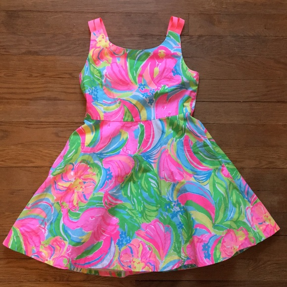 ab7ed2a8330a23 Lilly Pulitzer Other - EUC Lilly Pulitzer So A Peeling girls dress